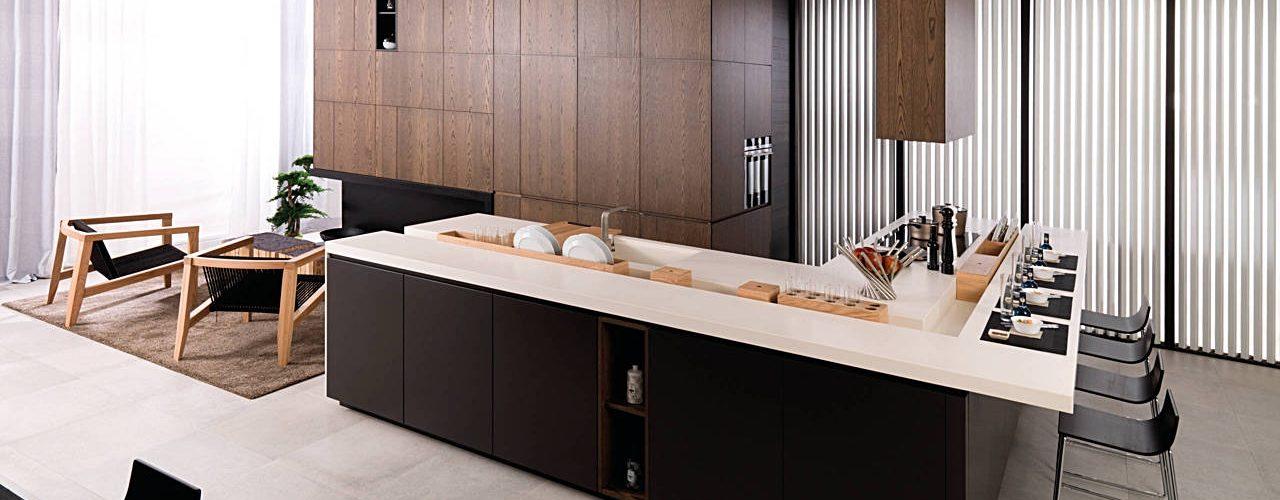 Atractivo Muebles De Cocina Puertas Miami Colección - Ideas de ...